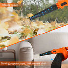 Cordless 21V Electric 2 in 1 Sweeper & Vacuum for Clearing Dust L-eaf