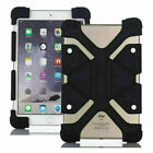 """Universal Shockproof Silicone Stand Cover Case For Various 7"""" In Soft Tablet USA"""