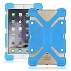"Universal Soft Silicone Stand Cover Case Kid Shockproof For Various  8""Model Tab"