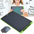 12 Inch LCD Writing Drawing Tablet Pad eWriter Notepad Board Gift for Children