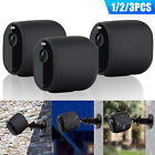 1-3x Silicone Skin Protective Case Cover Skin for Arlo Essential Security Camera