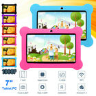 """7"""" Kids Tablet Pc Android Quad Core Dual Camera 8gb Wifi With Bundle Case Xmas"""
