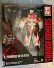 New Combiner Wars Transformers Voyager  Choose: OPTIMUS PRIME or SILVERBOLT