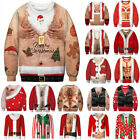 Womens ~ens Ugly * ~weater ▪ Party Jumper Pullover ~weatshirt Tops ~