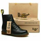 unisex dr martens 8 lace up leather doc martins soft nappa 1460 boots shoes