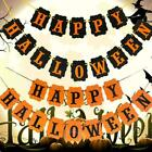 Halloween Bunting Spooky Decorations Party Banner Pumkin Hot Garland M2Q3