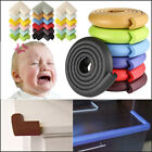 Child Baby Safety Corner Cushion Guard Strip Bumper Protector Table Edge Corner