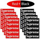 1-100pcs Waterproof Supreme Backpack Laptop Car Luggage Box Skateboard Sticker