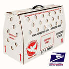 Live Bird Vented Shipping Box - USPS Approved - Poultry, Pigeons, & Canaries