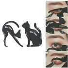 2x/set Cat Line Eye Makeup Tool Eyeliner Stencils Template Shaper Modn*ssyxy