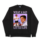 What a sad little life jane Meme funny come dine with me Xmas Christmas jumper 2