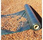5 Metre WIDE WEED CONTROL LANDSCAPE DRIVEWAY GROUND FABRIC MEMBRANE 100gsm
