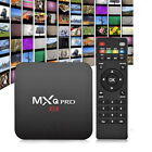 WiFi RK3229 1G  8G TV-Set-Top-Box 4K HD Smart Media Player f r Android 10.0 DE