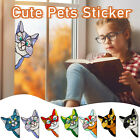 Funny Personality Creative Interest Pet Stickers Decoration For Home And Car