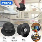 2/4/6X Pot Pan Lid Kitchen Replacement Cookware Cover Grip Knob Handle Universal