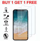 Tempered Glass Screen Protector For Apple iPhone X XS Max XR 11 12 & 12 Pro Max