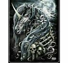Majestic Undead Horse Skulls Painting Animal Artwork Paint By Numbers Kit DIY
