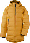 Didriksons Quilted Jacket Valetta Boy's Youth Jacket Yellow Windproof Warming