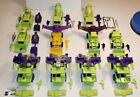 Vintage G1 Transformers Constructicons