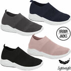 Ladies Get Fit Go Walking Running Sports Gym Fitness Memory Foam Trainers Shoes