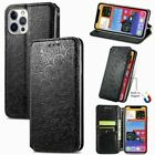 Magnetic Flip Leather Case For iPhone 12 Pro Max 11 6s 7 8 Xr Wallet Cards Cover