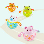 Chime Ball Rattle Toy Grab and Spin Training Teether Toys Newborn Babies