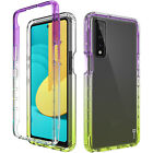 Fit LG Stylo 7 5G Case with Screen Protector Clear Full Body Hard Phone Cover
