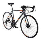 Vilano TUONO T20 Aluminum Road Bike 21 Speed Disc Brakes, 700c