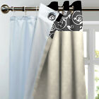 Eyelet Ring Top Blackout Curtain Linings Ready Made Thermal Lining Src