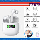 Bluetooth Earbuds Wireless Earphone IPX7 Waterproof For iphone Samsung Android