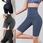 Women's Shapewear Compression High Waist Power Conceal Yoga Pants Workout shorts
