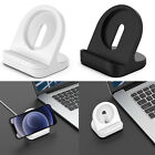 Light Charging Bracket Stand Base Phone Holder Mount for Apple Wireless Charger