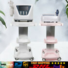 Mobile Trolley Stand Medical Rolling Carts Spa Salon Beauty Machine Holder Cart