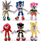 Super Sonic The Hedgehog Tails Plush Doll Stuffed Animal Toys 11 in SHIP FROM US