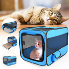 Pet Dog Cat Portable Tent Cage Folding Kennel Puppy Playpen House Bed   /
