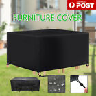 Outdoor Furniture Cover Uv Waterproof Garden Patio Table Shelter Chair Sofa Au