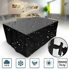 Waterproof Outdoor Furniture Cover Yard Uv Garden Table Chair Shelter Protector