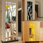 Wall Wall Stickers 3d Diy Decor Home Mirror Removable Sticker Tree Durable