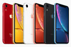 Apple iPhone XR A1984 Black White Blue Red Coral Yellow 64GB 128GB EXCELLENT