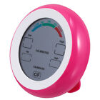 1PC+Hygrometer+Digital+Touch+Screen+Multi-functional+Thermometer+and+Hygrometer
