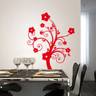 FLOWER BLOOM BRANCH wall sticker wall decal art graphic