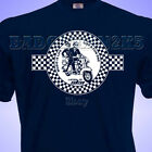 SKA Scooter Two Tone Mens T-Shirt MODS Soul Music JAM Who