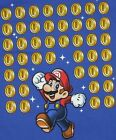 Licensed Nintendo MARIO & COINS Youth Children T-Shirt