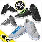 URBAN CLASSICS ®  SPORT SNEAKER SCHUHE CANVAS MIX SHOES