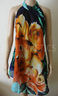 Women's Chilli Pepper Flower Print Dress :Size Small
