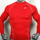 MENS COMPRESSION CYCLING SHIRTS UNDER SKIN LAYER JERSEY