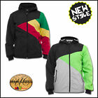 URBAN CLASSICS KINDER KIDS ZIG ZAG WINDRUNNER JACKE NEW