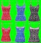 "Zumba ""Shatter"" Spaghetti Tank Top - 3 New Colors!!!"