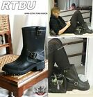 Rubber Waterproof Gumboot Wellies Wellington Rain boot