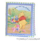 WINNIE THE POOH! CLOTH/SOFT BOOK! KIDS~BABY~EEYORE~PIGLET~TIGGER~BEDTIME STORY!